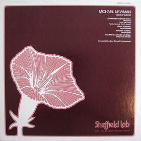 Vinyl Review: Michael Newman. Classical Guitarist - Sheffield Lab 10
