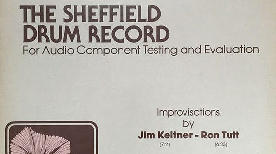 Vinyl Review: The Sheffield Drum Record - Sheffield Lab 14