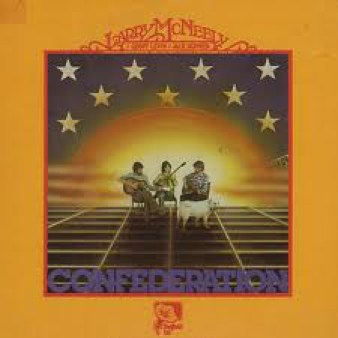 Vinyl Review: Confederation - McNeely, Levin and Skinner - Sheffield Lab 9 - Released 1977