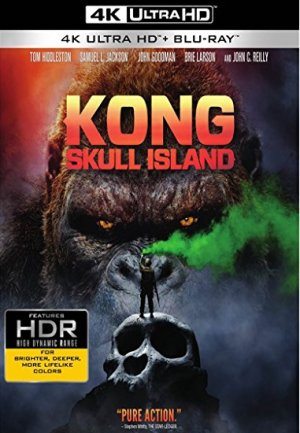 Blue-Ray Review: Kong-Skull Island