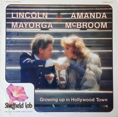 Vinyl and CD Review: Growing Up In Hollywood Town - Sheffield Lab 13