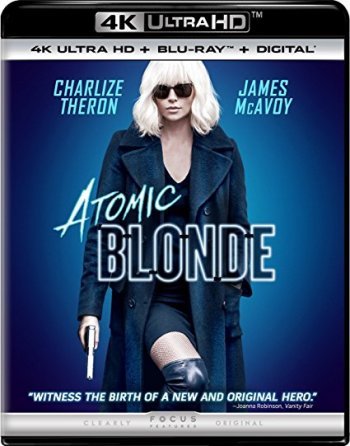 Blu-ray Movie Review: Atomic Blonde