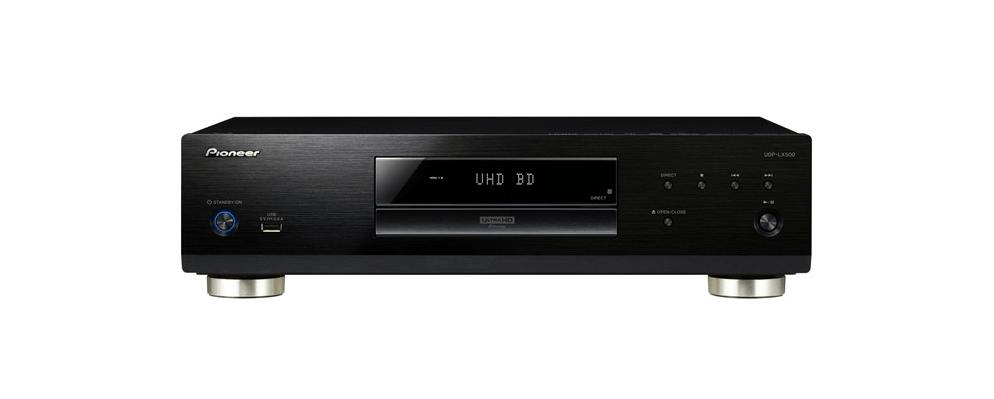 Pioneer UDP-LX500 & UDP-LX800 4K UHD Blu-ray Players-First