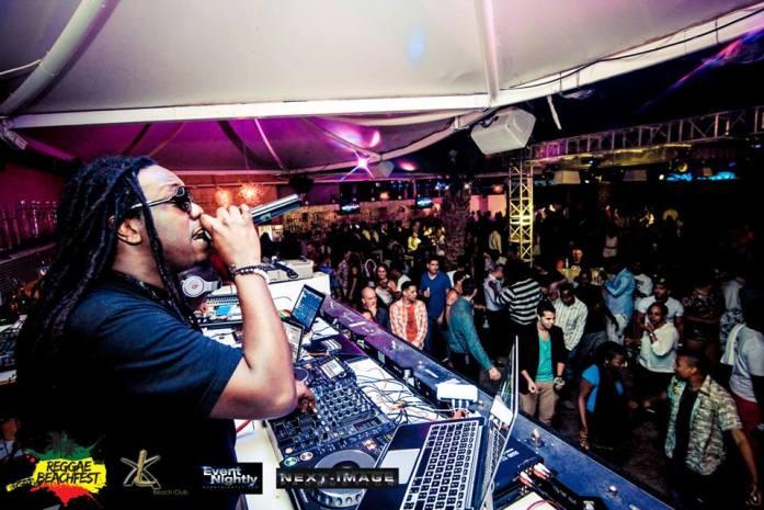 Caribbean event: DJ Slik