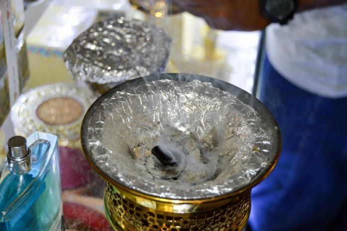 Emirati Wedding: Bakhoor