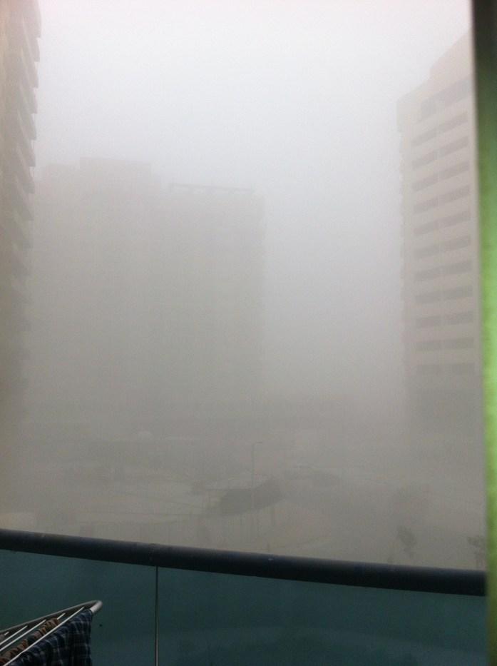 Same Same: Dubai fog