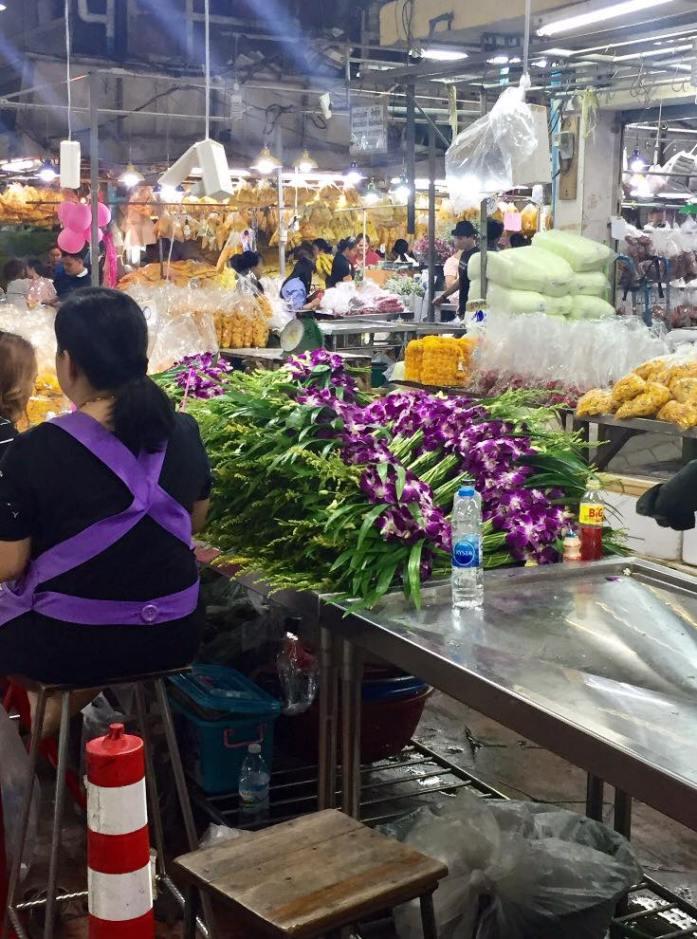 Bangkok, Pak Tong Talad