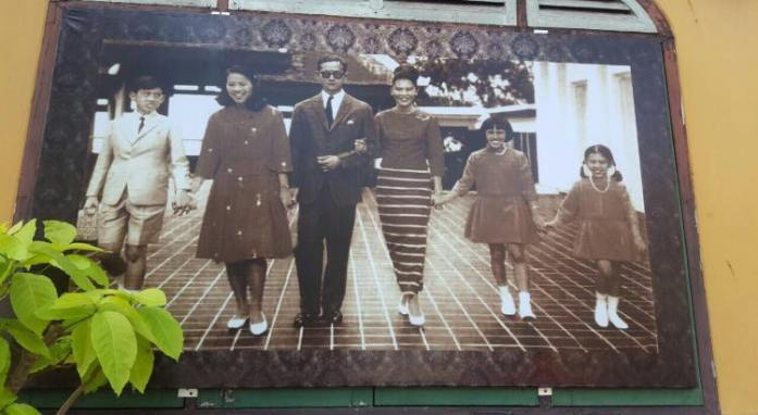Bangkok first family