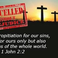 Cancelled Without Prejudice - A Lenten Season Reflection