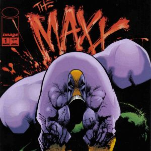 The Maxx - He's like Purple Hulk but... Homeless?