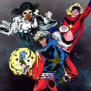 Captain Marvel has too many damn successors