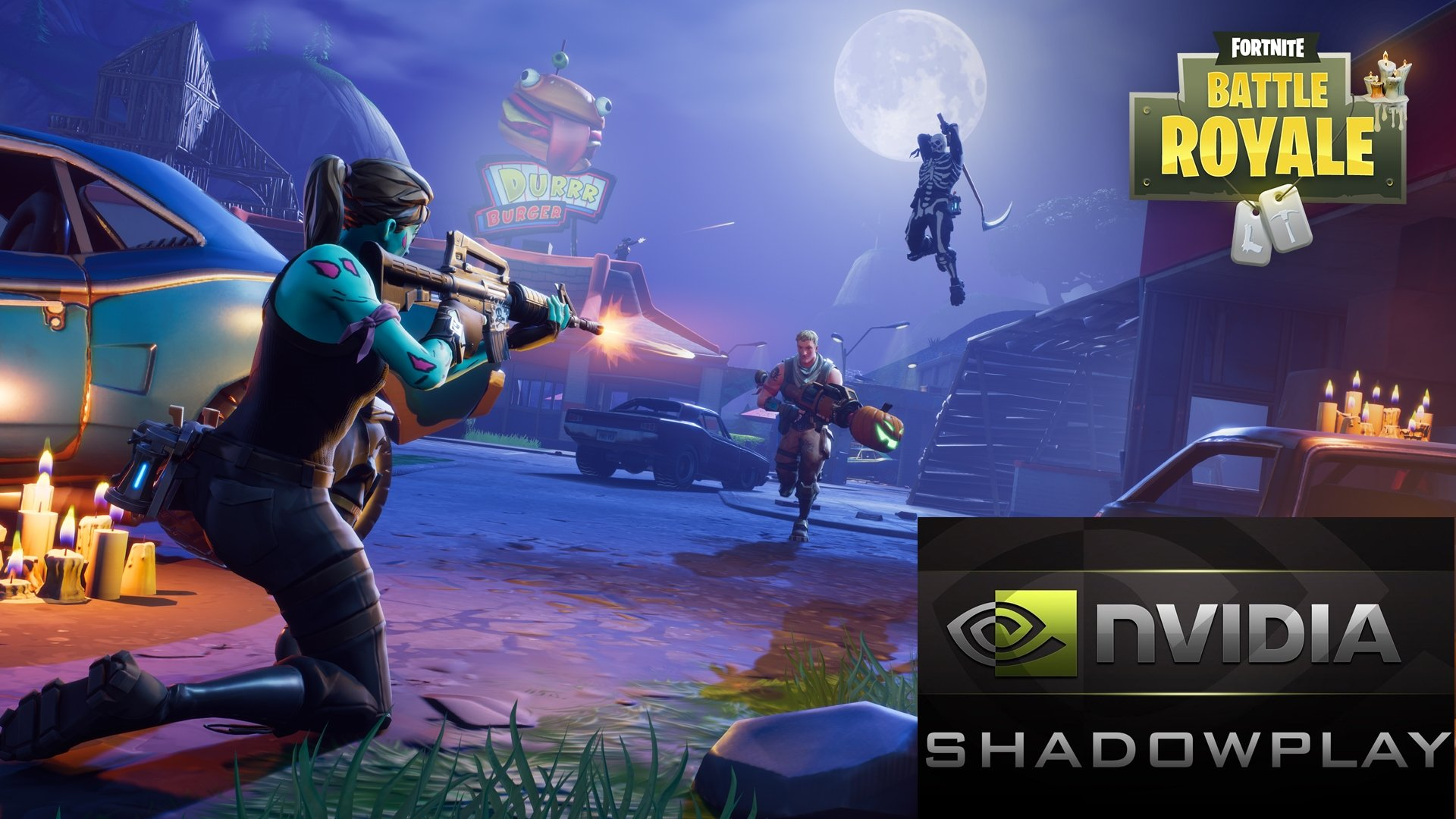 How To Turn On Nvidia Shadowplay Highlights for Fortnite Battle