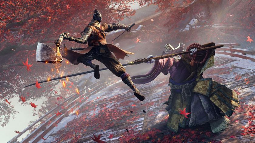 Sekiro Shadows Die Twice - Screen Flickering, Black Screen