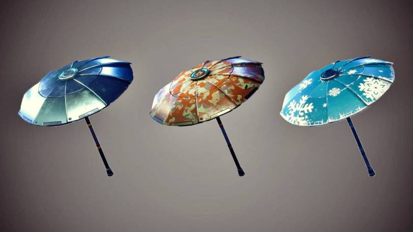 Fortnite Battle Royale Season 11 Victory Royale Umbrella