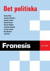 Fronesis nr 19-20 omslag Publit-utgåva