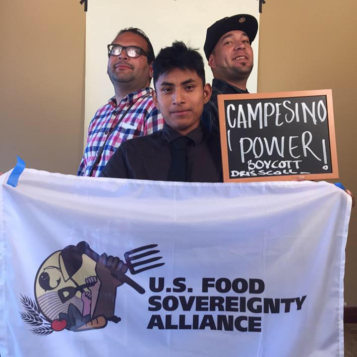 Farmworkers Lead the Way To Climate Justice