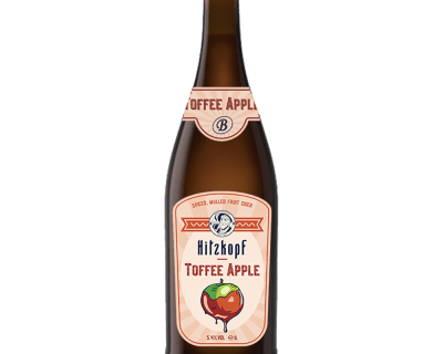Hitzkopf Toffee Apple Spiced Mulled Fruit Cider