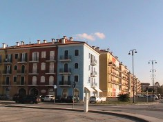 Il Borgo Marinaro doveva essere destinato anche a turismo.