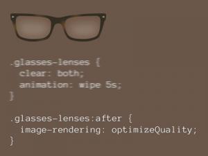 Glasses code puns