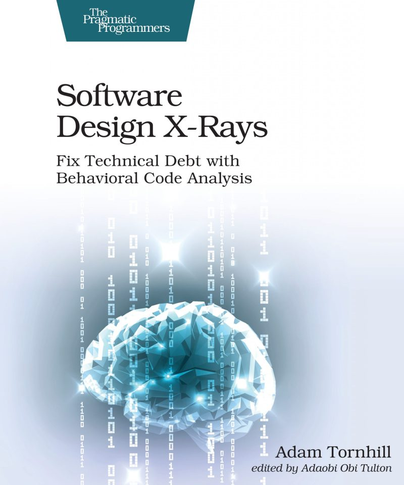 Software Design X-Rays book cover