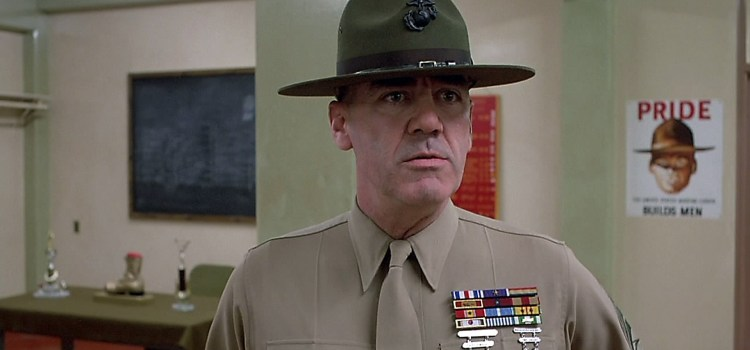 Muere R. Lee Ermey, actor de Full Metal Jacket y Apocalipsis