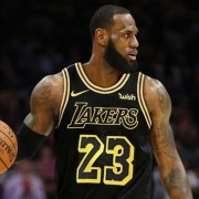 Lebron James firma con Los Ángeles Lakers