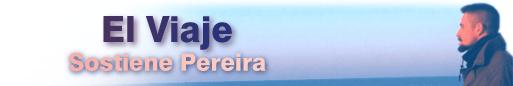 Sostiene Pereira - El Viaje