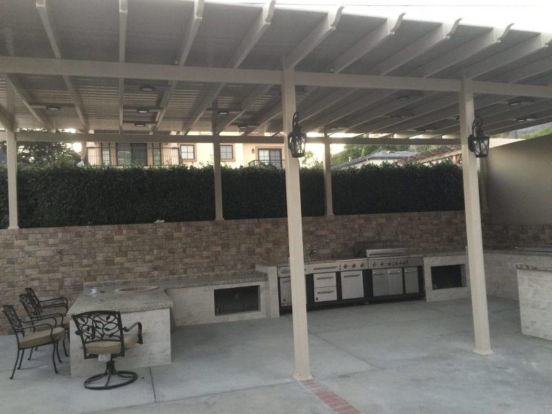 vinyl patio covers in la