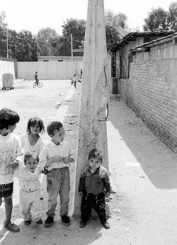 il muro contro i rom, Reggio C.-2