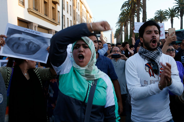 Hoceima - Abdeljalil Bounhar/Associated Press