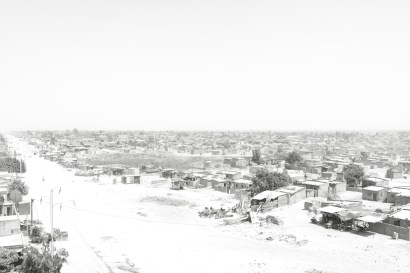 Una veduta della città di Ouagadougou. © Francesco Cocco / Contrasto