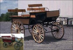 Robert Carriages 6 Passenger Wagonette