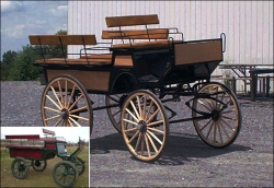 Robert Carriages 6 Passenger Wagonette