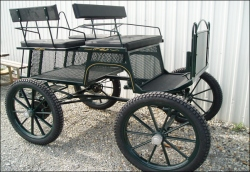 Robert Carriages Cross Country Buggy