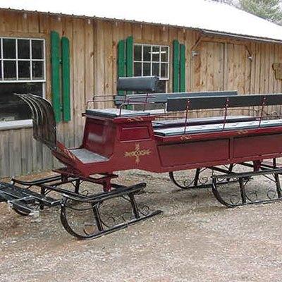 12-passenger-sleigh
