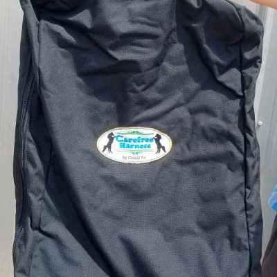comfy mini harness bag