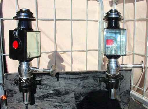 hvy pony square lamps