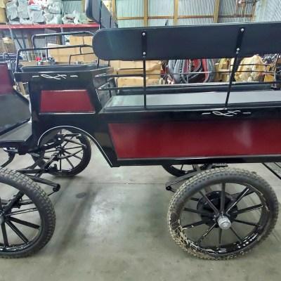 6 passenger wagonette