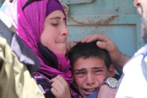 Palestine hebron-child