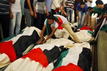 Palestine Le-bilan-depasse-les-500-morts