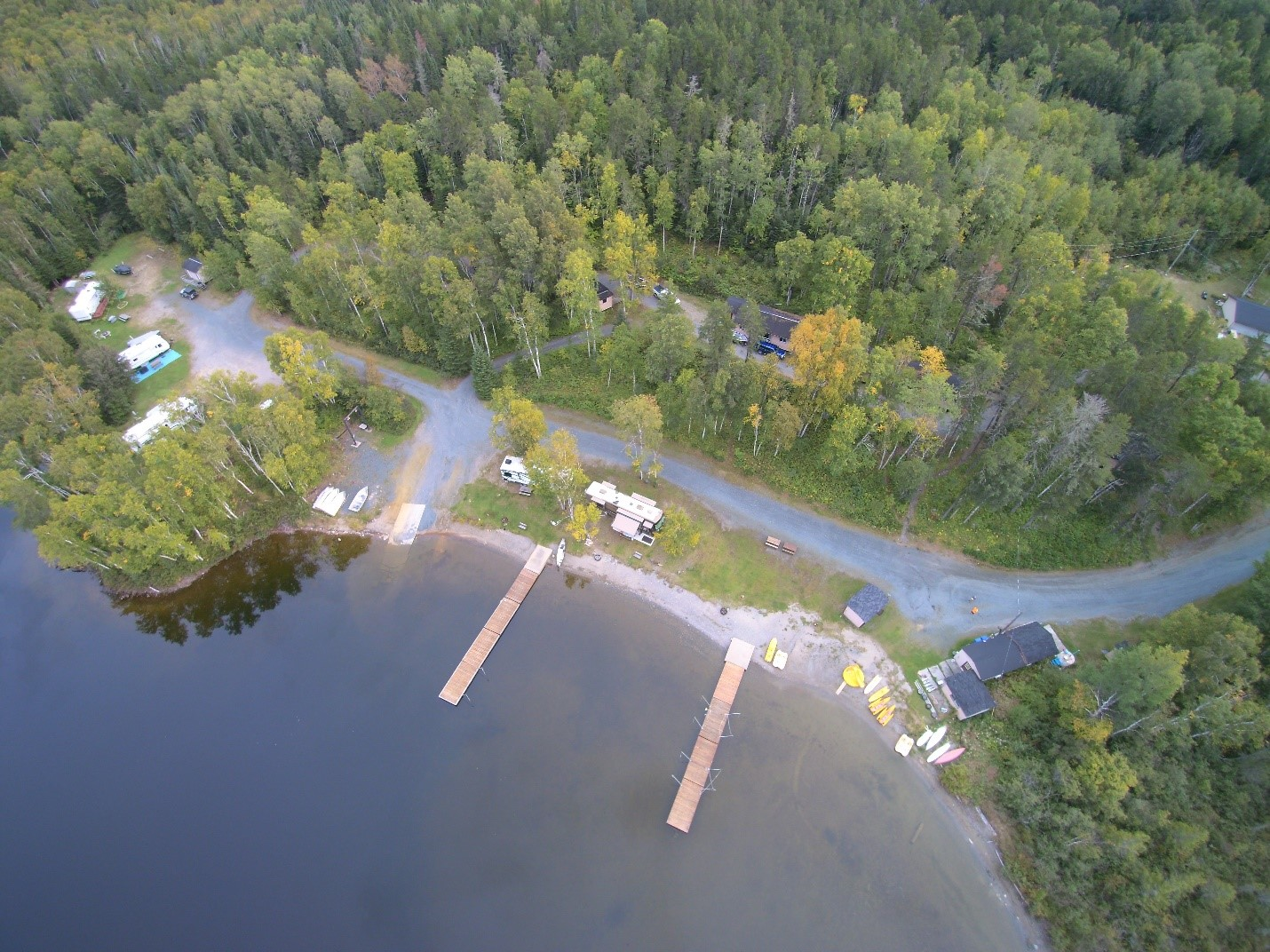 Northwestern Ontario Fishing & Hunting Resort For Sale 1