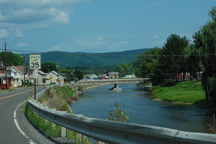 Lock Haven Pennsylvania