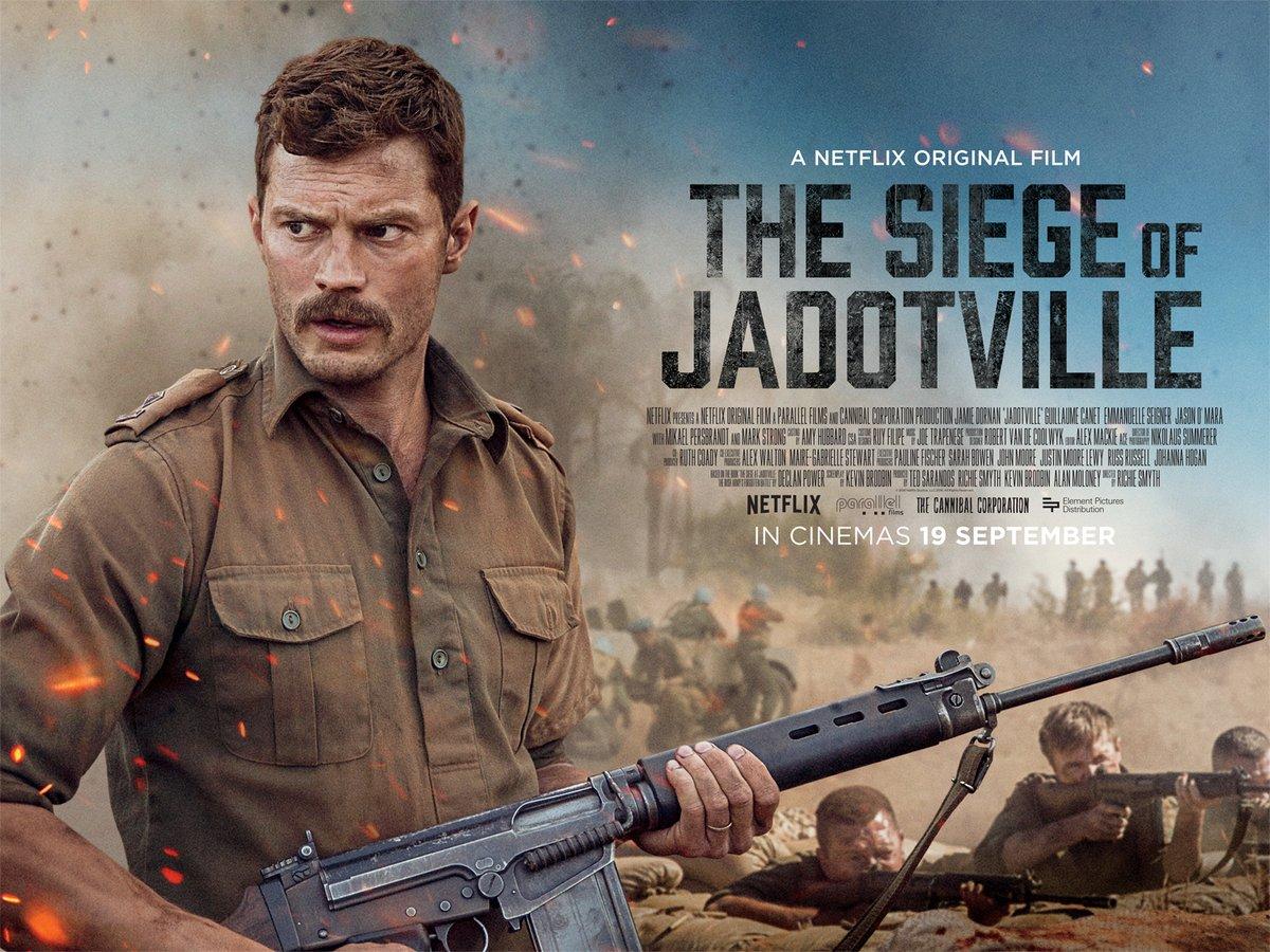 Image result for the siege of jadotville poster