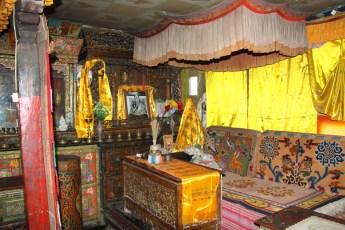 The King's Prayer Room, Mustang Royal Palace