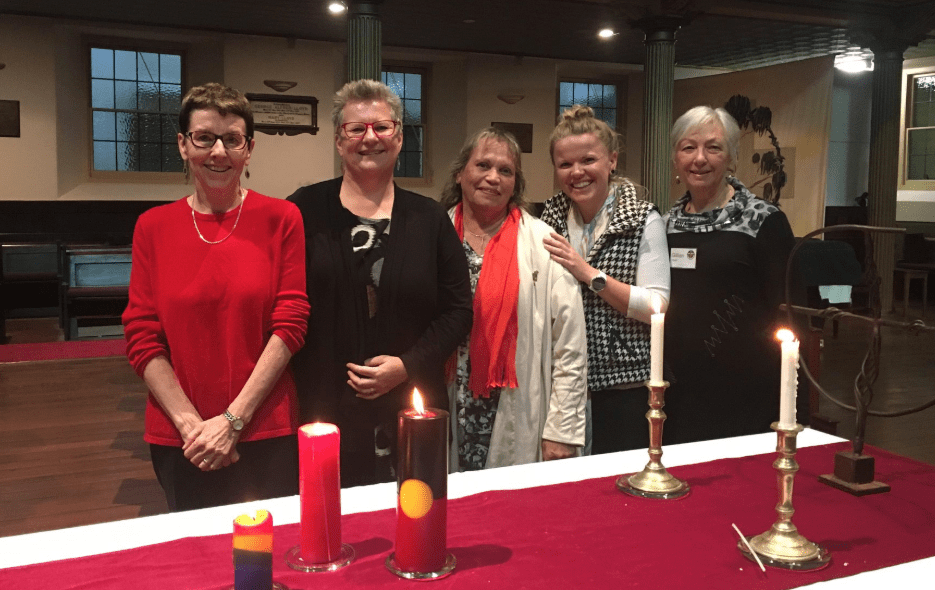 Reconciliation Week - Frontier Services - Pitt Street Uniting Church