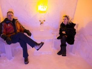 Han Ulrich Nilsen and Mollie