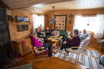 Tea with Randi & Bjornoff