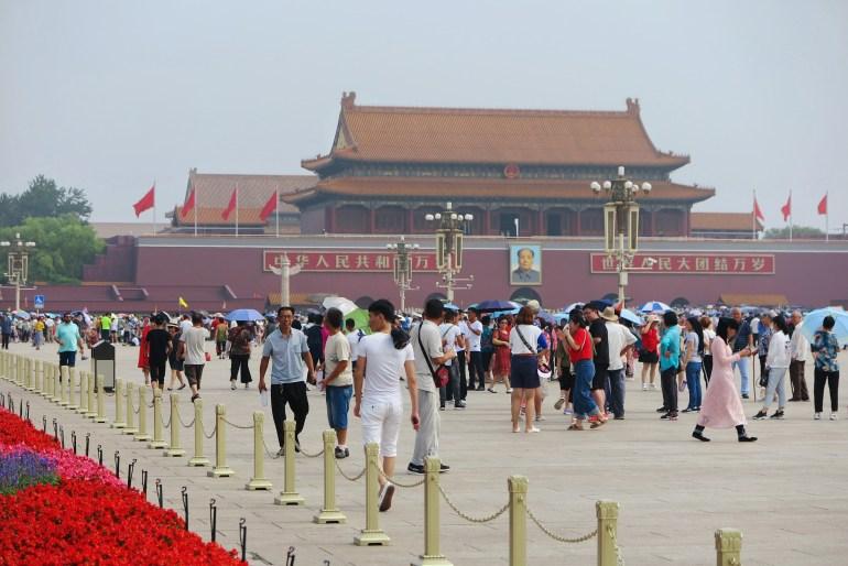 Piazza Tian'anmen