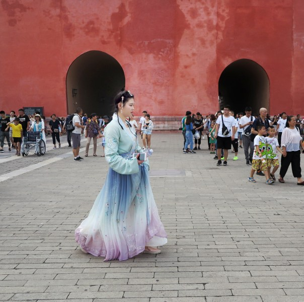 abiti tradizionali cinesi