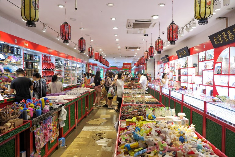 negozio cinese